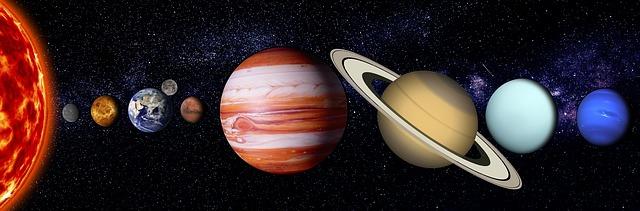 2020年の惑星逆行時期のまとめ!簡単カレンダーも作ってみた